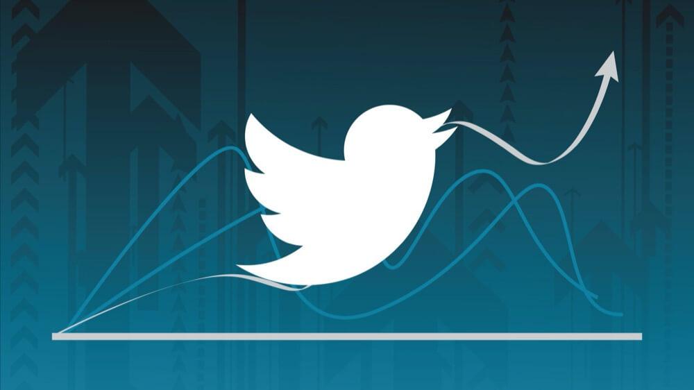 Acompanhe as suas estatísticas do Twitter