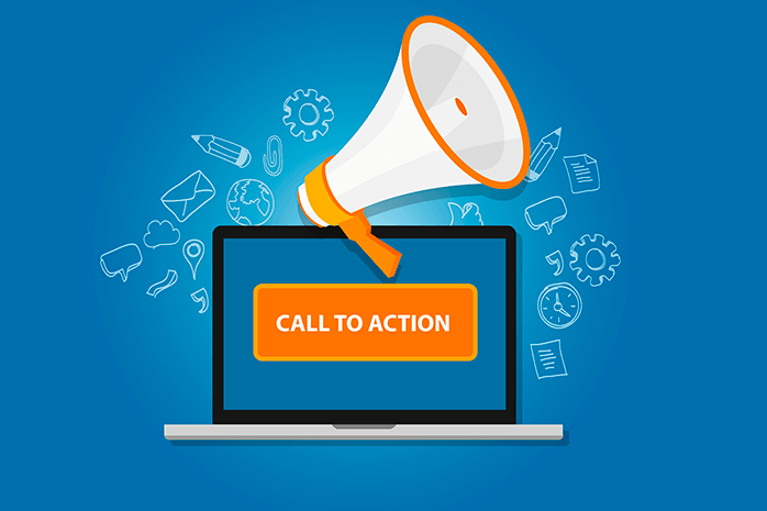 Use call to action (CTA) no Instagram