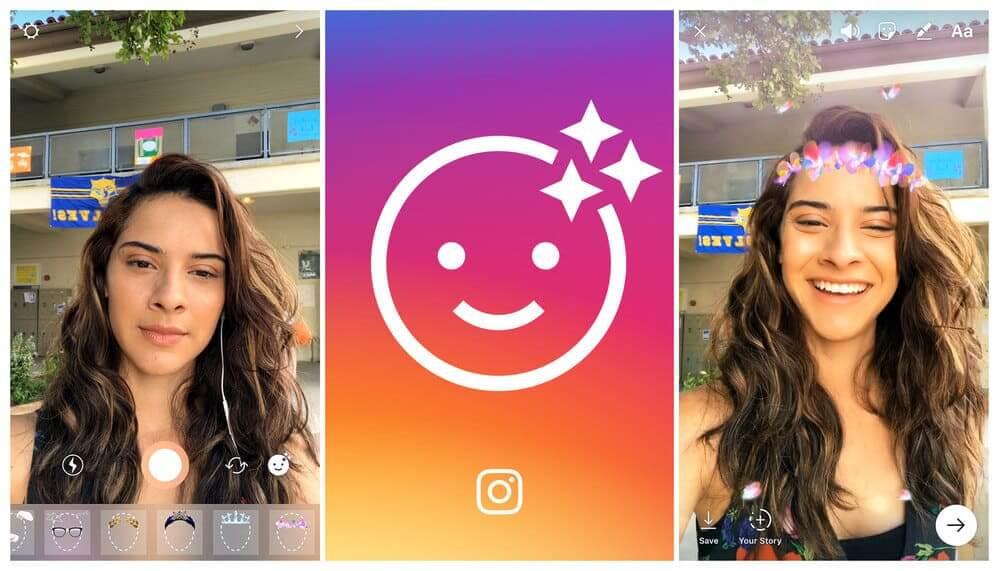 Como criar filtro no Instagram?