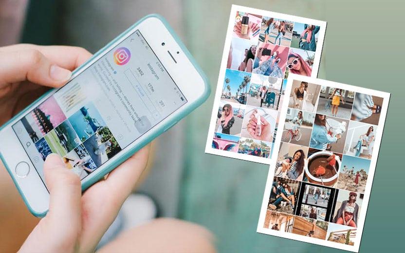 Como editar fotos para o Instagram?