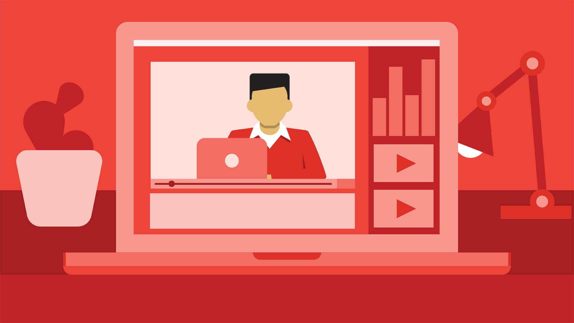 Como funcionam os canais no Youtube?
