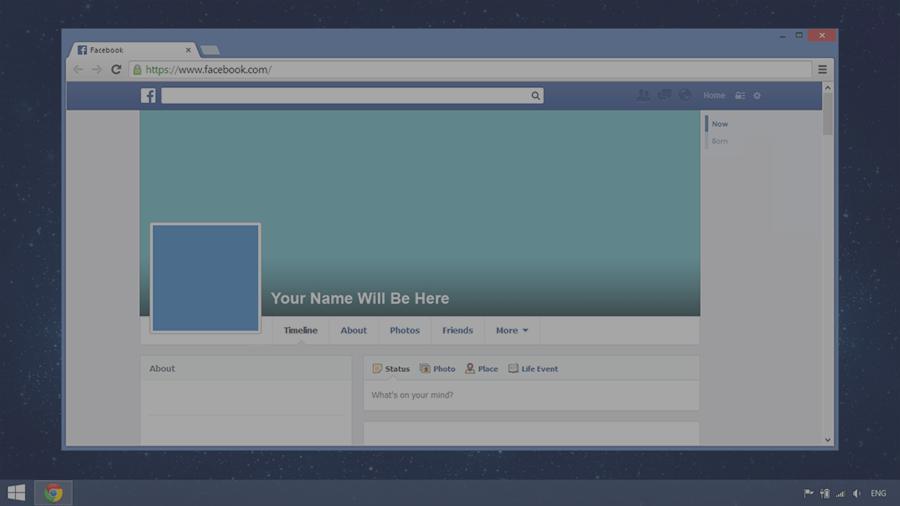 Criar Capas de Twitter, Facebook e Youtube