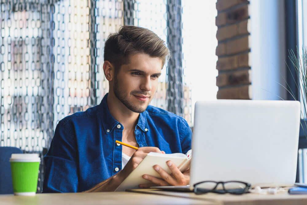 Inspire-se com perfis empresariais nas redes sociais