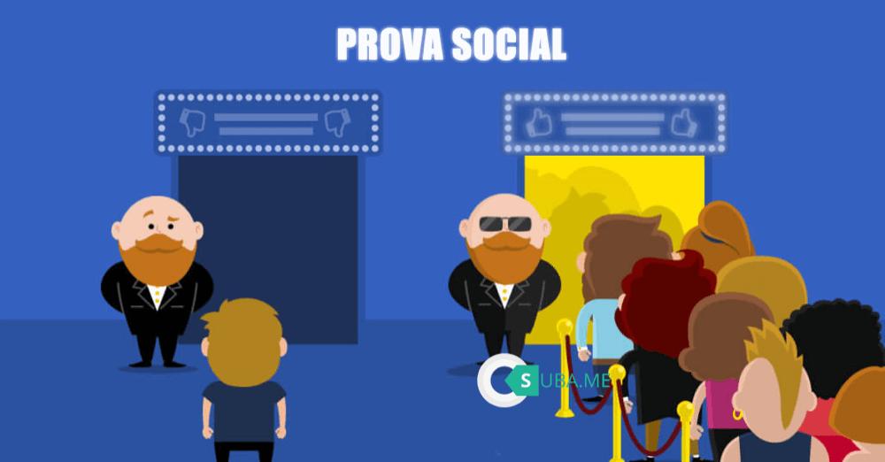 O segredo do crescimento nas redes sociais: A Prova Social.
