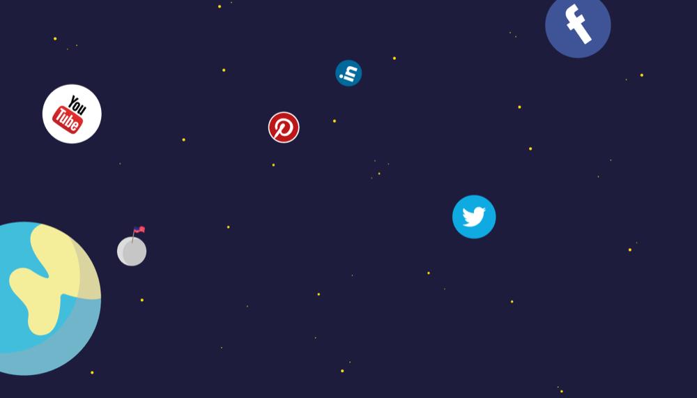 Quais redes sociais minha empresa deve usar?