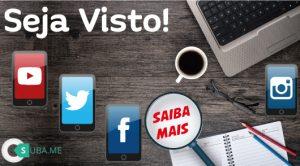 Seja visto nas redes sociais acesse agora: seguidores.com.br
